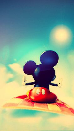 Mickey Mouse.