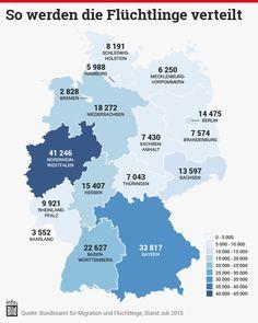Flüchtlinge, Verteilung, Deutschland http://www.bild.de/politik/ausland/zuwanderung/das-sind-die-eu-drueckeberger-42302274.bild.html