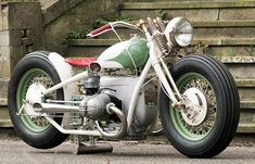 Another BMW Bobber