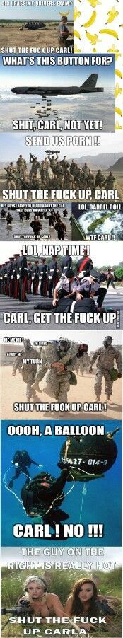 Dammit carl