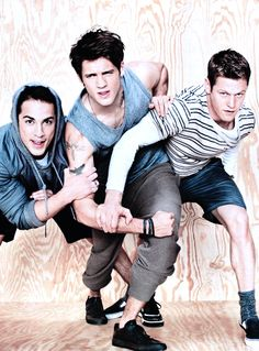 vampire diaries hotties :)