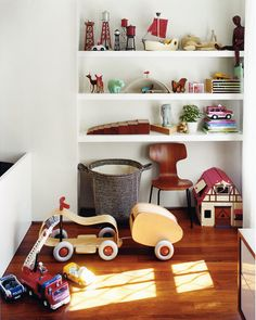 Shelf height should be kid-friendly | domino.com
