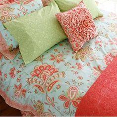 Amy Butler Full/queen Sari Bloom Duvet: Amazon.com: Home & Kitchen