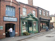 Ironbridge Gorge Museum, Victorian Village, Oak Hill, Trust, Street View, London, Building, Places, Photos