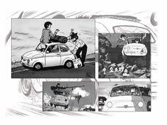 comic Fiat