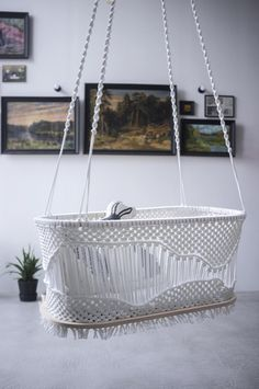 55 ideas for diy baby cradle bassinet beautiful