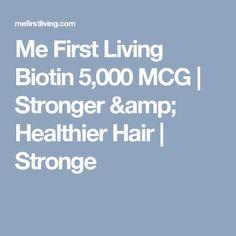 Biotin 900 mcg zur Gewichtsreduktion