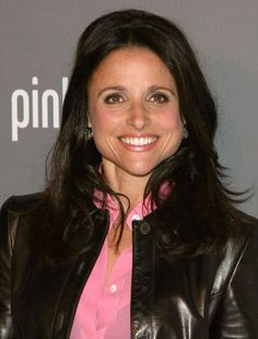 Julia Louis Dreyfuss.   Actress. Louis-Dreyfus has received two Emmy Awards, a Golden Globe Award and five Screen Actors Guild Awards.         #Seinfeld   #The New Adventures of Old Christine   #Watching Ellie # Veep