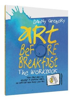 Based upon the bestselling book by beloved author and artist Danny Gregory, this encouraging guided journal is packed with short exercises designed to help shape a life-enriching artistic habit. Open-ended prompts, visual examples, and lots of blank space for drawing make this workbook a fun, accessible entry to artmaking for anyone looking to carve out time for creativity.