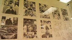 A Look Inside the Katsuhiro Otomo GENGA Exhibition