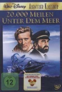 20.000 Meilen unter dem Meer (1954), DVD