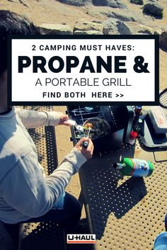 Find propane refill stations near you! U-Haul has the largest network of propane filling stations in the USA. Buy propane products in store or online today! Portable Grill, Portable Heater, Camping Grill, Camping Store, Camping Tools, Camping Hacks, Campsite, Sequoia National Park Camping, Camping In Pennsylvania