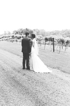 Vanessa and Jon's Minnesota Winery Wedding - Winehaven Winery - Photo by Meg Ann Photography