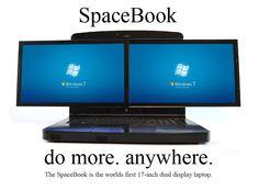 gScreen SpaceBook 2011 home