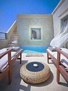Santorini Villa www.homeaway.com/... #vacationrentals #homeaway