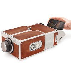 Smartphone Projektor DELUXE LUCKIES