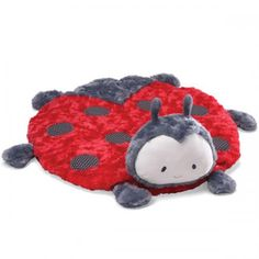 Lilly Ladybug Comfy Cozy (Personalization Available) - http://www.247babygifts.net/lilly-ladybug-comfy-cozy-personalization-available-2/