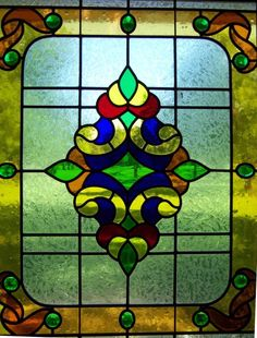 ...Stained Glass