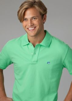 The Skipjack pique polo shirt for men is our best seller for a reason; Best Polo Shirts, Sports Shirts, Popped Collar, Polo Classic, Southern Tide, Pique Polo Shirt, Casual Elegance, Preppy Style, Mens Fashion