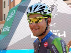 An interview with Pro cyclist Andrés Diaz ©2012 Middle Aged Ski Bum