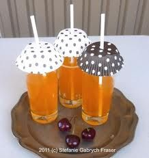 Use muffin cups to keep the bugs out!