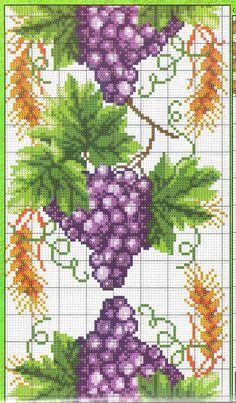 Obrus winogrona (4/4)