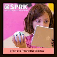 Spheroの教育カリキュラムSPRK(スパーク)