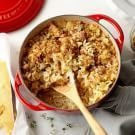 Try the Gruyere and Cheddar Mac and Cheese Recipe on williams-sonoma.com/