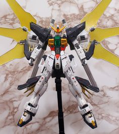 MG 1/100 GX-9901-DX Gundam Double X - Customized Build Modeled by  나타쿠