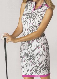 Summer  ladies golf clothing, still arriving daily at From the Red Tees:   Laurelle Sleevele...  Be the first to have!  http://www.fromtheredtees.net/products/laurelle-sleeveless-dress?utm_campaign=social_autopilot&utm_source=pin&utm_medium=pin