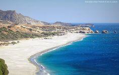 Triopetra in South Crete, GREECE