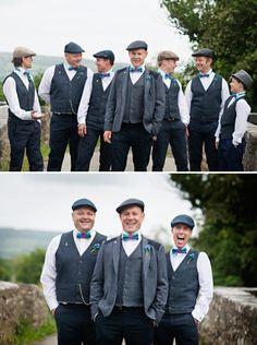 A Colourful Outdoor Farm Wedding ~ UK Wedding Blog ~ Whimsical Wonderland Weddings