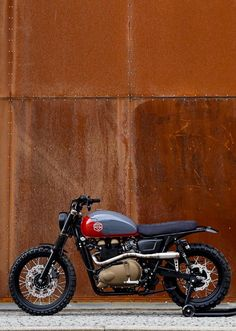 Dedicated to the best scrambler builds Triumph Scrambler Custom, Triumph Bikes, Triumph Cafe Racer, Brat Motorcycle, Motorcycle Equipment, Moto Bike, Cafe Bike, Cafe Racer Bikes, Royal Enfield Bullet