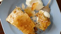 Sweet Cheese Strudel - Recipe - FineCooking