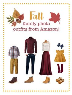 Fall family photo outfits, fall family picture outfits, what to wear for fall family pictures, fall Fall Family Picture Outfits, Fall Family Photo Outfits, Family Portrait Outfits, Family Pictures What To Wear, Family Picture Colors, Winter Family Photos, Fall Family Portraits, Fall Outfits, Picture Ideas