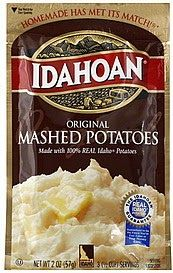 $1.00/3 Idahoan Flavored Mashed Potatoes Coupon! ONLY $0.65 each @ Walmart! Read more at http://www.stewardofsavings.com/2014/11/1003-idahoan-flavored-mashed-potatoes.html#yZdRTRUpkOMRAUgX.99