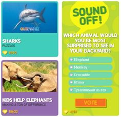 FREE *National Geographic for Kids* This is a great site for exploring our world and learning all you can about the Ocean, Animals, Geography and more! There is a TON of information on this site and also some great videos, Puzzles and quizzes!  http://kids.nationalgeographic.com/