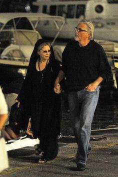 James Brolin, Barbra Streisand   Pottofino