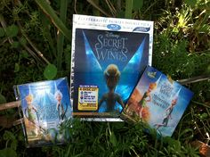 "WIN – Secrets of the Wings Prize Pack (x2 all new ""Tinker Bell"" Disney Movies)"
