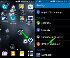 How To Backup Android Phones