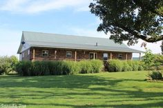 This beautiful farm features an energy efficient, brick home, built in 2012, with an open concept and 2 large bedroom suites complete with walk-in closets, and nice private bathrooms. The property features mostly open pastureland, fenced and cross fenced, three stocked ponds, hay fields, 30 X 40 insulated workshop with apartment, 60 X 40 Pole Barn, and livestock birthing barn. FEMA certified handicap accessible storm shelter. Mobile with its own electric meter and septic perfect for an RV in…
