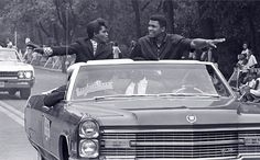 James Brown & Muhammad Ali