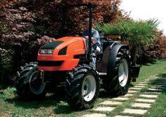 Same Solaris Mini Tractors Overview