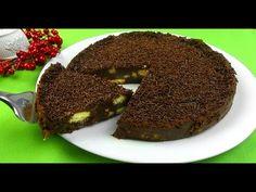Tort de biscuiți cu aromă de ciocolată – un deliciu de post pentru cei dragi. - YouTube