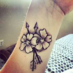 New wrist tattoo♥