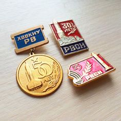 Military Space Program Vintage Soviet Space Pin от PinBadges