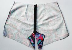 Plan B anna evers DIY shorts (free pattern) step 4