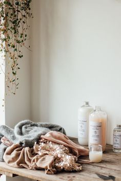 Eco friendly laundry days - the linen works