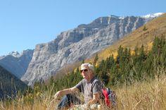 Mount Allen Centennial Trail at Ribbon Creek
