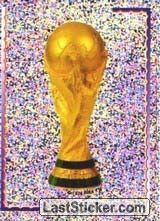 Sticker 1: FIFA World Cup - Panini FIFA World Cup Korea/Japan 2002 - laststicker.com